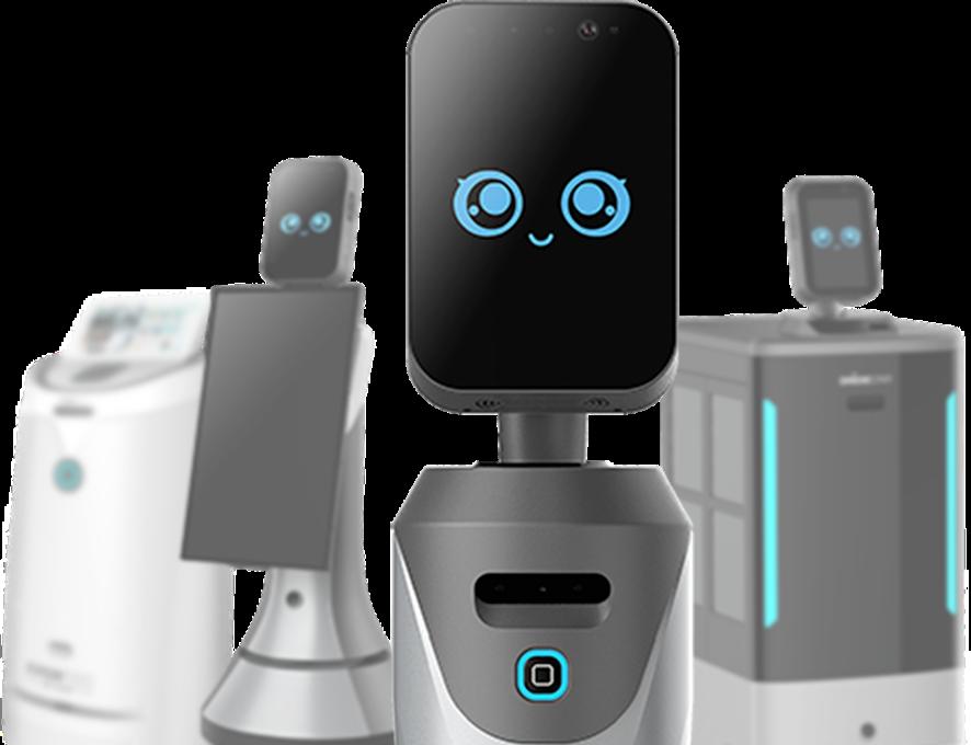 智能服務機器人