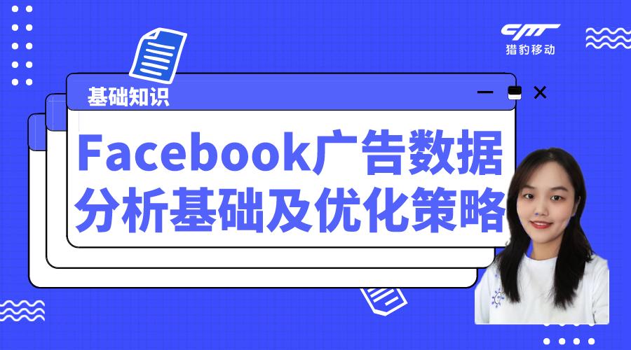 【基础知识】Facebook广告数据分析基础及优化策略