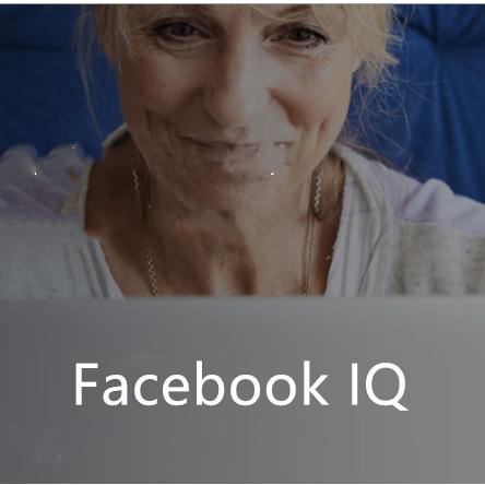 Facebook IQ:利用品牌内容广告和标准广告 提高有效的购买意向