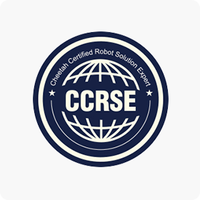 Cheetah Certified Robot Solution Expert (CCRSE)